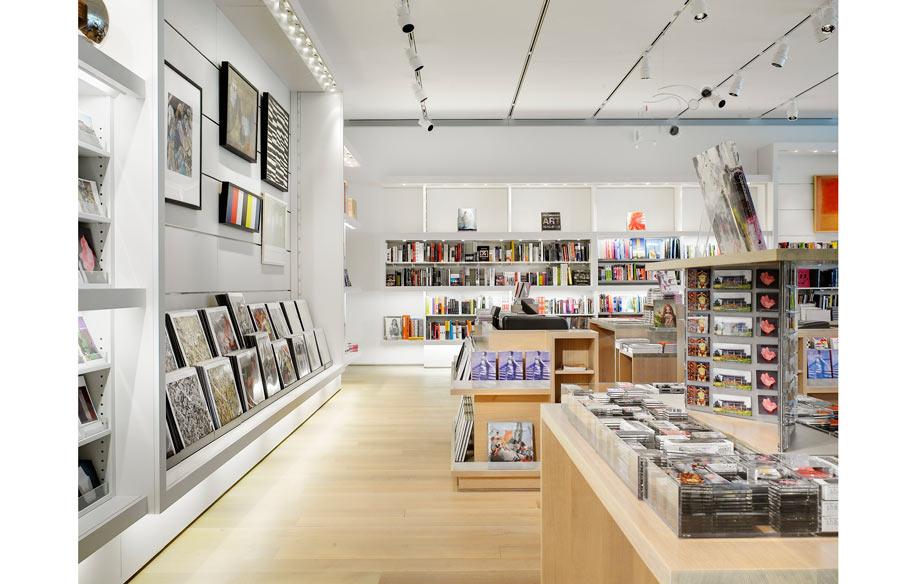 art institute of chicago museum store retail design charles
