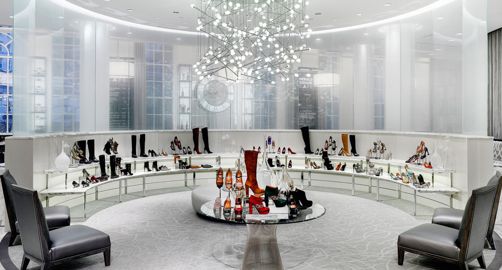 Macy's, Women's Shoes Department, Herald Square, NYC