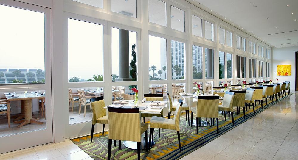 Mariposa Restaurant At Neiman Marcus Newport Beach